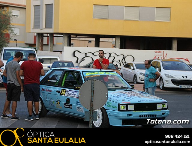 Verificaciones técnicas Rally Subida a La Santa 2017 - 4