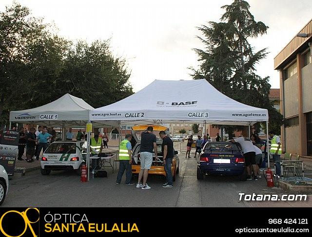Verificaciones técnicas Rally Subida a La Santa 2017 - 8