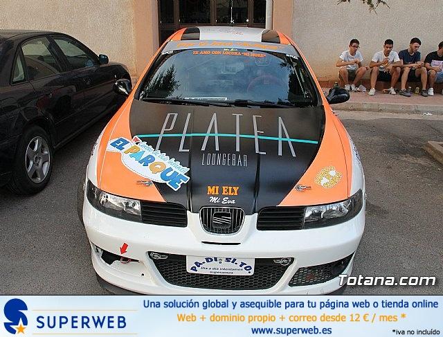 Verificaciones técnicas Rally Subida a La Santa 2017 - 10