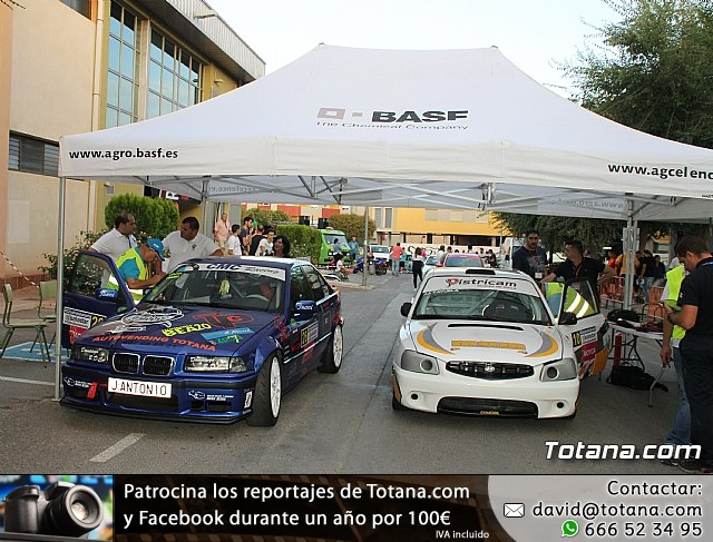 Verificaciones técnicas Rally Subida a La Santa 2017 - 12