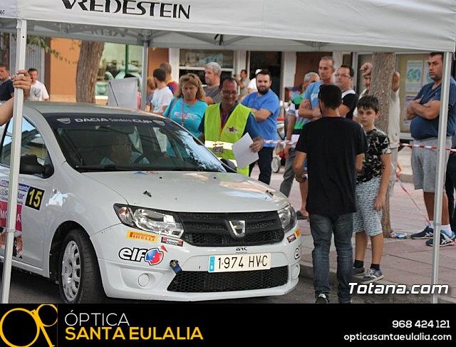Verificaciones técnicas Rally Subida a La Santa 2017 - 13