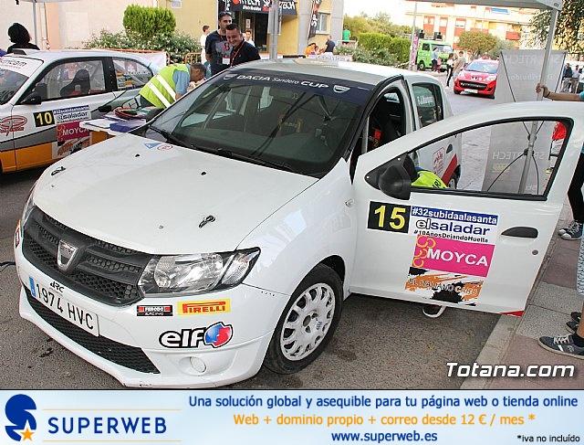 Verificaciones técnicas Rally Subida a La Santa 2017 - 20