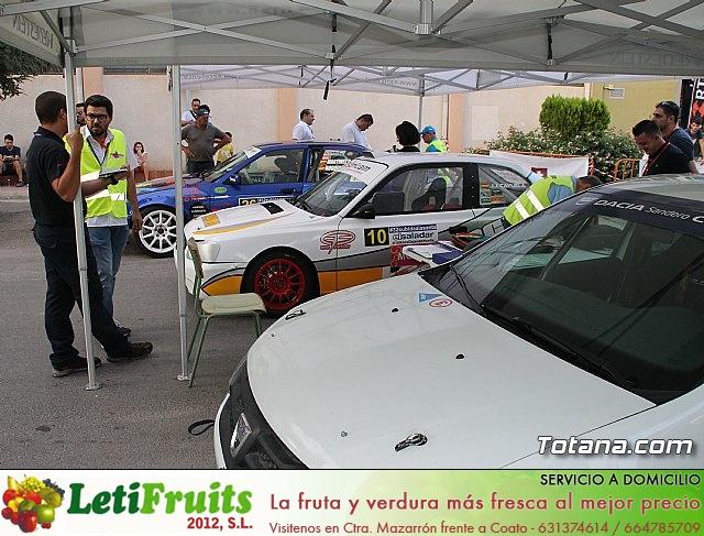 Verificaciones técnicas Rally Subida a La Santa 2017 - 21