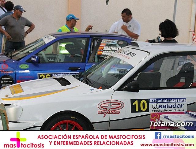 Verificaciones técnicas Rally Subida a La Santa 2017 - 22