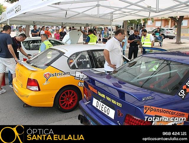 Verificaciones técnicas Rally Subida a La Santa 2017 - 25