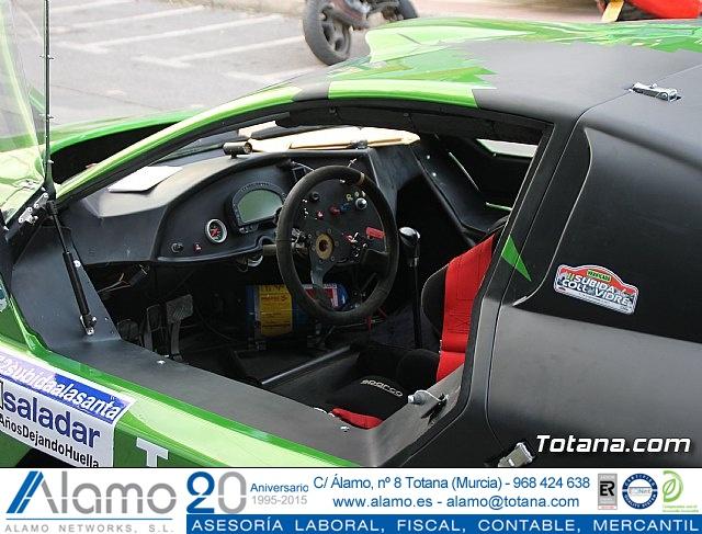 Verificaciones técnicas Rally Subida a La Santa 2017 - 32