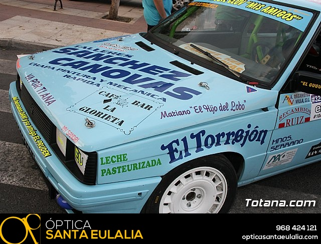 Verificaciones técnicas Rally Subida a La Santa 2017 - 35