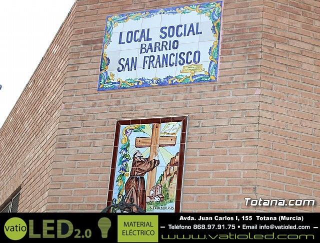 Procesión Barrio San Francisco 2017 - 27