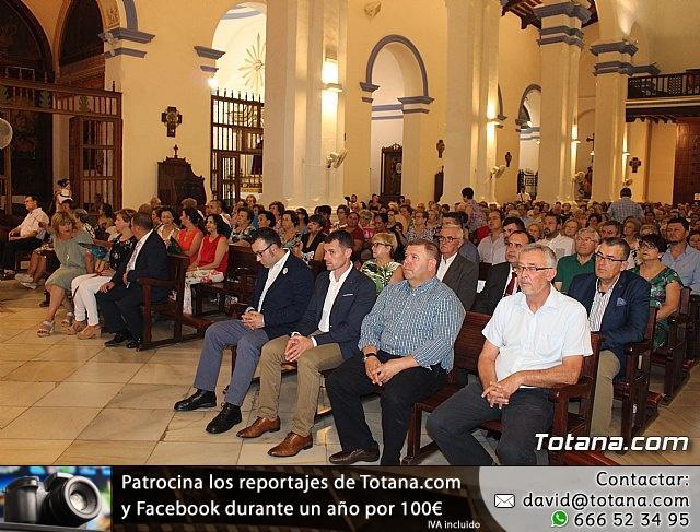 Solemne Eucaristía presidida por el Obispo y Concierto de la Coral Santiago - 4