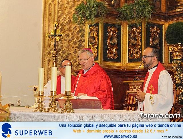 Solemne Eucaristía presidida por el Obispo y Concierto de la Coral Santiago - 15