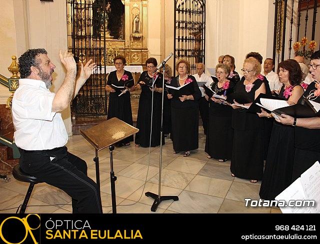 Solemne Eucaristía presidida por el Obispo y Concierto de la Coral Santiago - 17