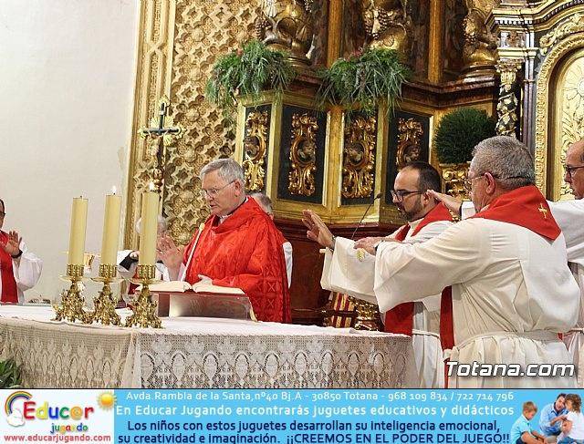 Solemne Eucaristía presidida por el Obispo y Concierto de la Coral Santiago - 20