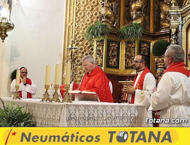 Solemne Eucaristía presidida por el Obispo y Concierto de la Coral Santiago - 21