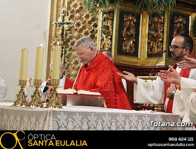 Solemne Eucaristía presidida por el Obispo y Concierto de la Coral Santiago - 22