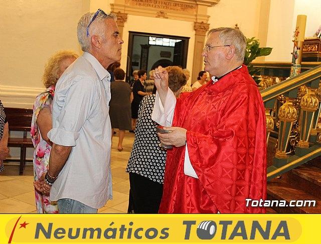 Solemne Eucaristía presidida por el Obispo y Concierto de la Coral Santiago - 27