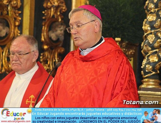 Solemne Eucaristía presidida por el Obispo y Concierto de la Coral Santiago - 29