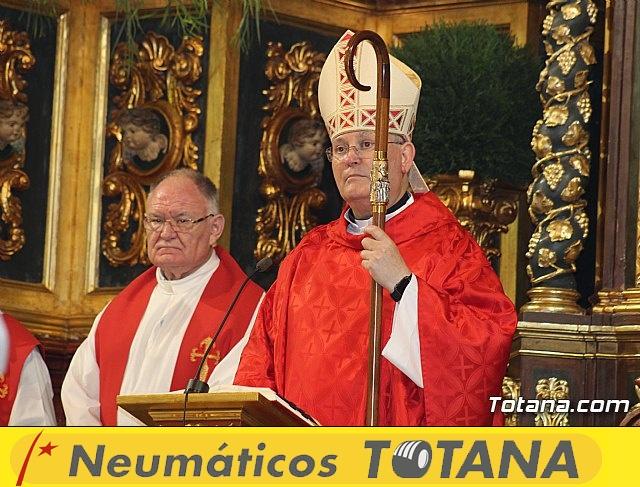 Solemne Eucaristía presidida por el Obispo y Concierto de la Coral Santiago - 32