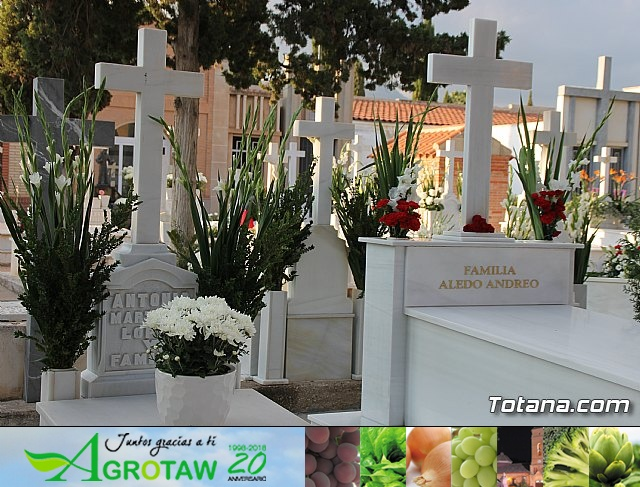 Día de Todos los Santos y Fieles Difuntos 2017 - 19