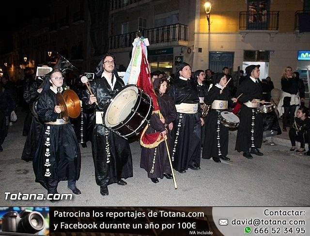 Procesión del Santo Entierro  - Viernes Santo - Semana Santa Totana 2016 - 710