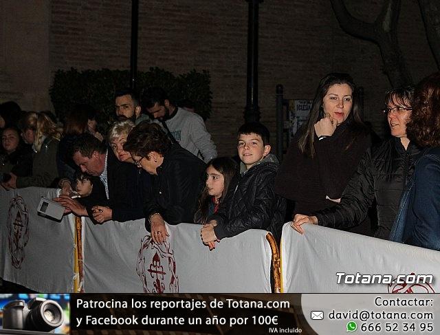 Procesi�n del Silencio - Mi�rcoles Santo - Semana Santa 2017 - 23