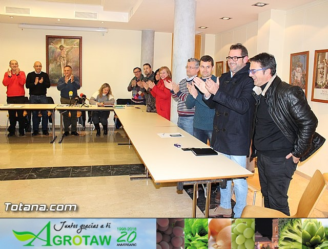 Nazareno de Honor y Pregonero Semana Santa Totana 2017 - 17