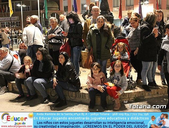 Traslado de pasos. Noche del Lunes Santo 2017 - 1