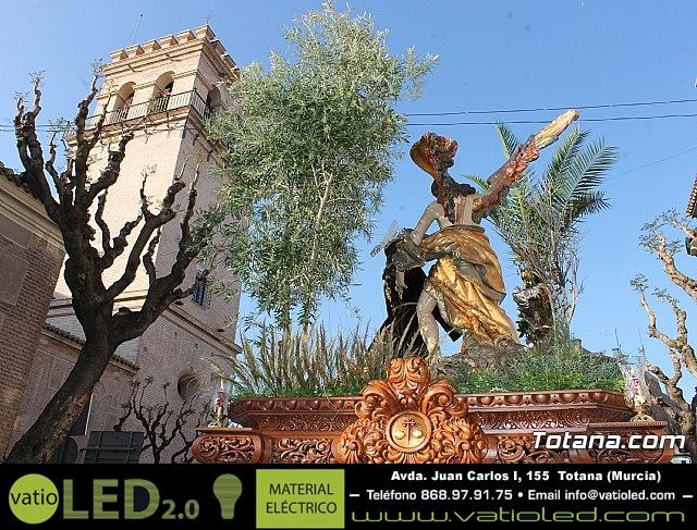 Bendici�n nuevo trono Hdad. de la Oraci�n en el Huerto - 11