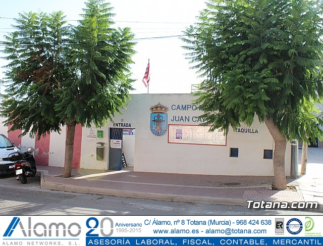 Veteranos Olímpico de Totana Vs Orihuela (5-2) - 1