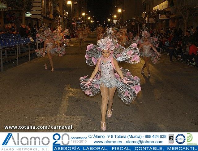 Totana estuvo presente en los carnavales de Águilas y Alhama - 1