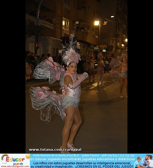 Totana estuvo presente en los carnavales de Águilas y Alhama - 5