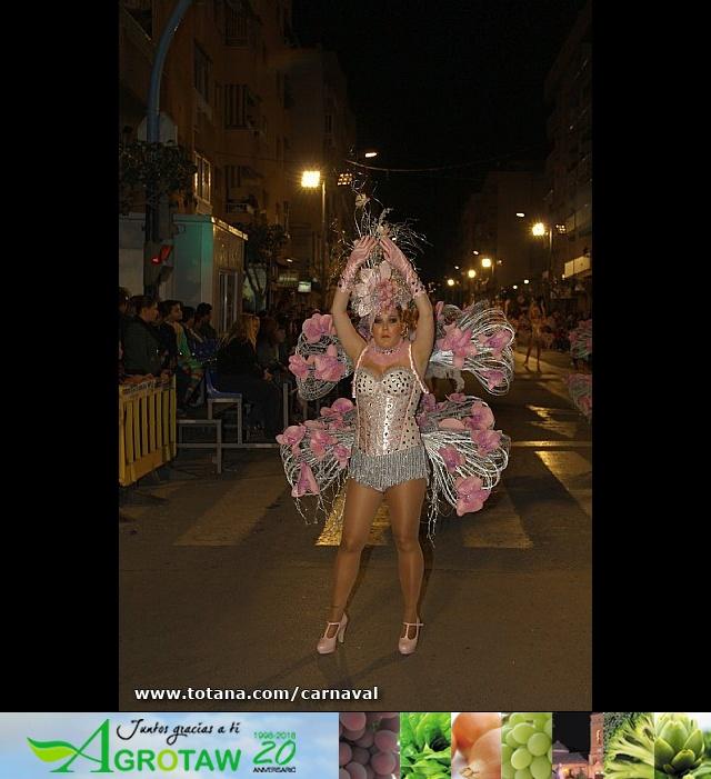 Totana estuvo presente en los carnavales de Águilas y Alhama - 10