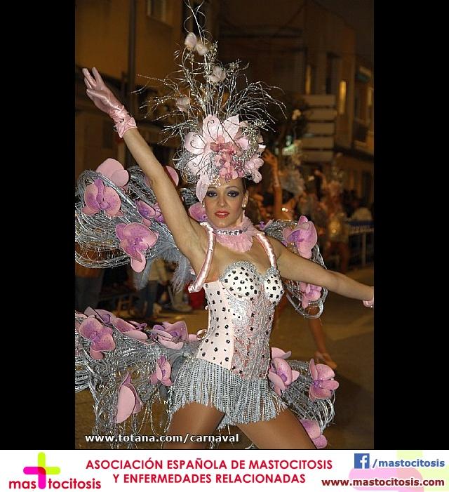 Totana estuvo presente en los carnavales de Águilas y Alhama - 17