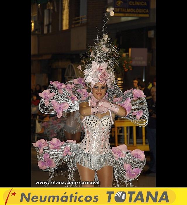 Totana estuvo presente en los carnavales de Águilas y Alhama - 25