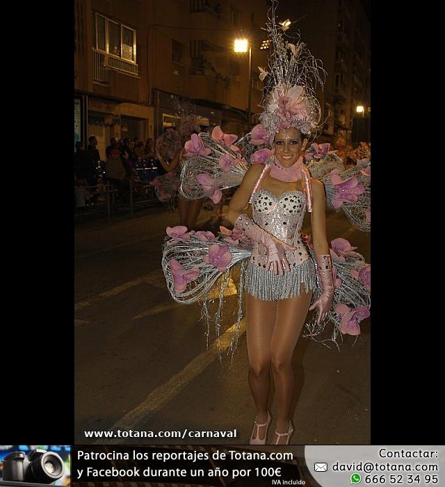 Totana estuvo presente en los carnavales de Águilas y Alhama - 26