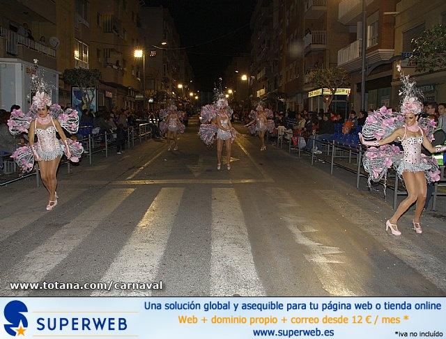 Totana estuvo presente en los carnavales de Águilas y Alhama - 27
