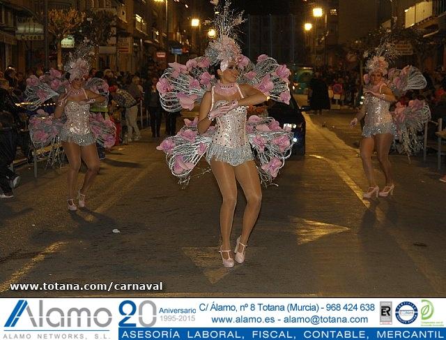 Totana estuvo presente en los carnavales de Águilas y Alhama - 28