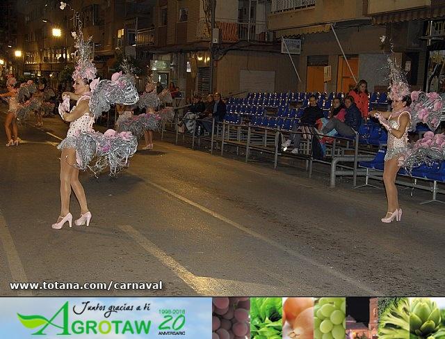 Totana estuvo presente en los carnavales de Águilas y Alhama - 30
