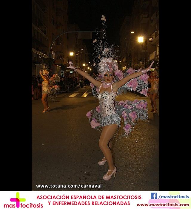 Totana estuvo presente en los carnavales de Águilas y Alhama - 31