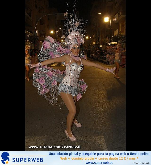 Totana estuvo presente en los carnavales de Águilas y Alhama - 32