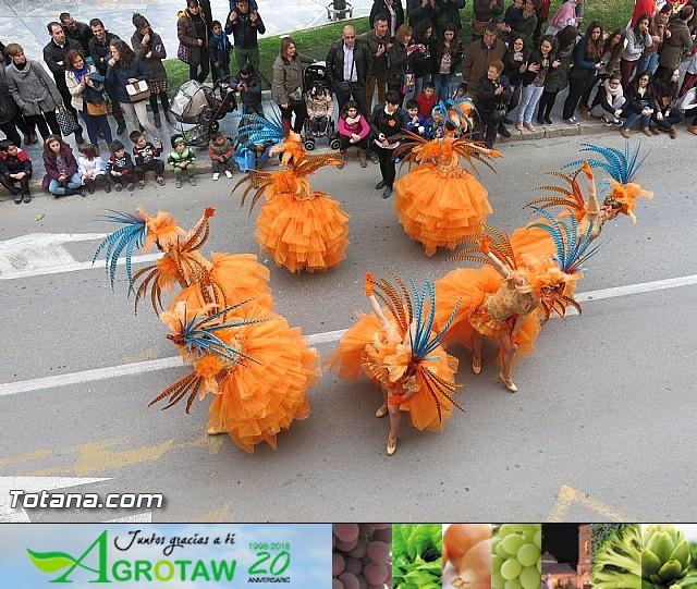 Carnavales de Totana 2014 - 15