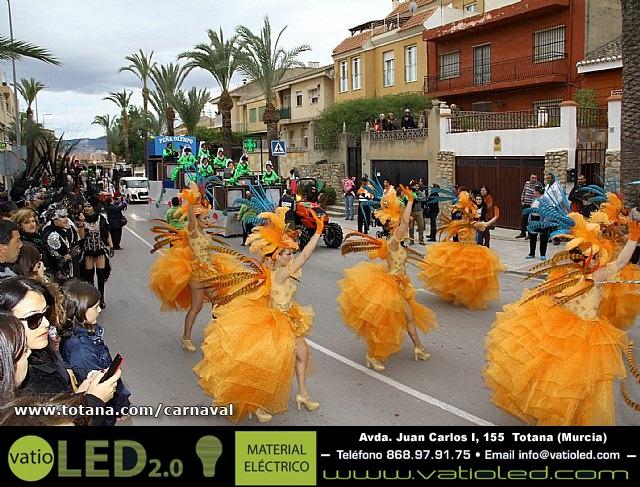 Desfile de Carnaval. Totana 2014 - 4