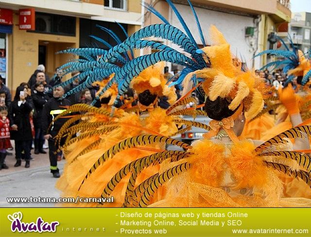 Desfile de Carnaval. Totana 2014 - 8