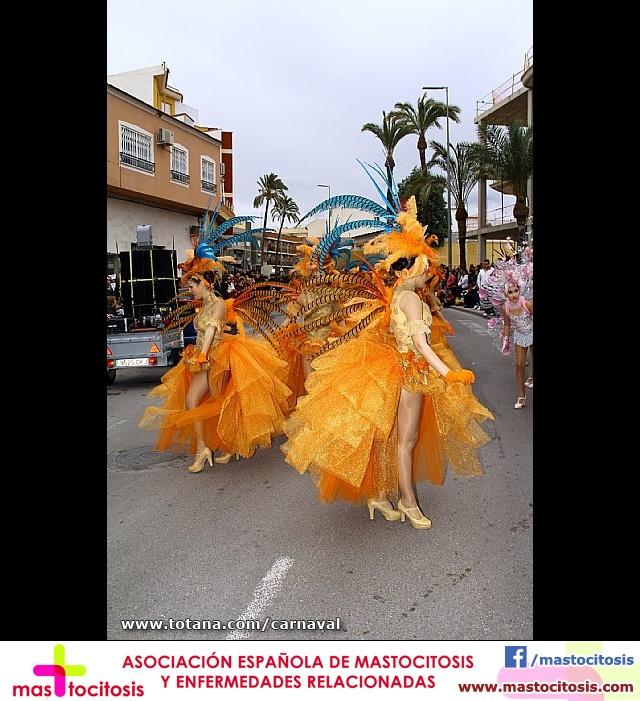 Desfile de Carnaval. Totana 2014 - 10