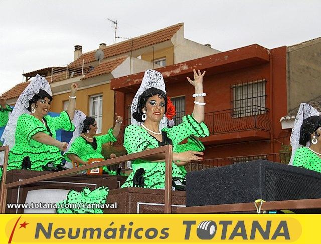 Desfile de Carnaval. Totana 2014 - 16