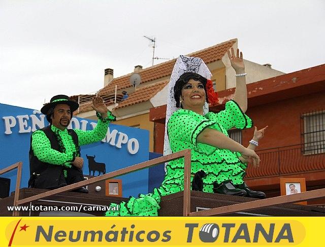 Desfile de Carnaval. Totana 2014 - 17