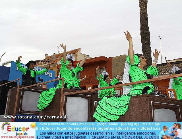Desfile de Carnaval. Totana 2014 - 18