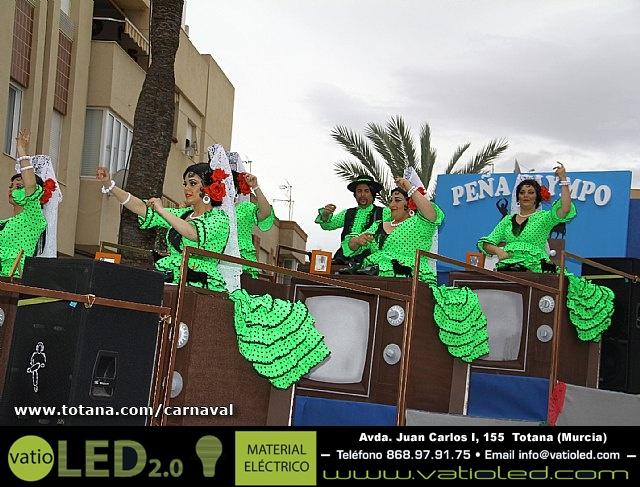 Desfile de Carnaval. Totana 2014 - 19