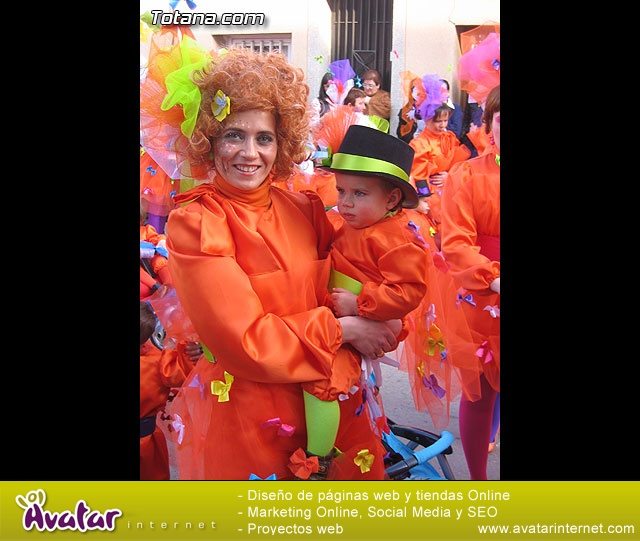 Carnaval Infantil Totana 2009 - Reportaje II - 20