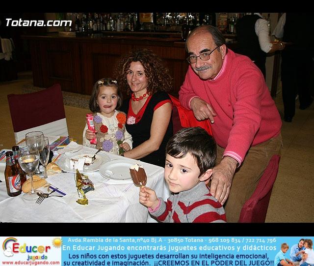 Comida de Hermandades y Cofrad�as  - Semana Santa 2008 - 2