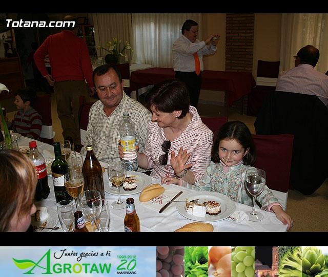 Comida de Hermandades y Cofrad�as  - Semana Santa 2008 - 4